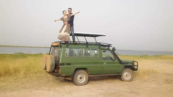 Safari Landcruiser – Omega Car rental Uganda
